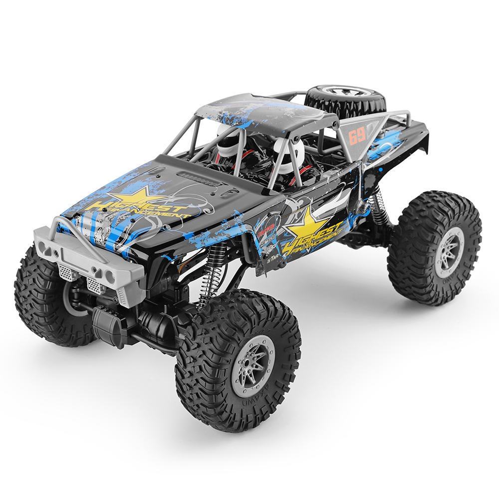 Cars Elect RTR WL Toys 1/10 Scale RTR Crawler includes Battery & Charger.
