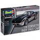 Plastic Kits REVELL (j) '78 Corvette (C3) Indy Pace Car - 1:24 Scale