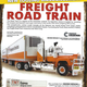 Diecast HIGHWAY REPLICAS Diecast Freight Road Train TNT