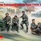 Plastic Kits ICM (j) 1:35 Scale - Command Vehicle Crew (1939-42) (4)