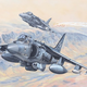Plastic Kits HOBBYBOSS (j) 1:18 Scale  AV-8B Harrier II