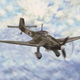 Plastic Kits HOBBYBOSS (j) 1:72 Scale -  Junkers JU-87D-3*