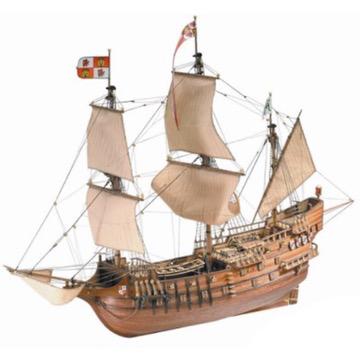 Toys ARTESANIA (h)  1/90 Scale - San Francisco II Galleon Wooden Ship Model