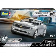 Plastic Kits REVELL (j) Camaro Concept Car (2006) (Easy Click) - 1:25 Scale