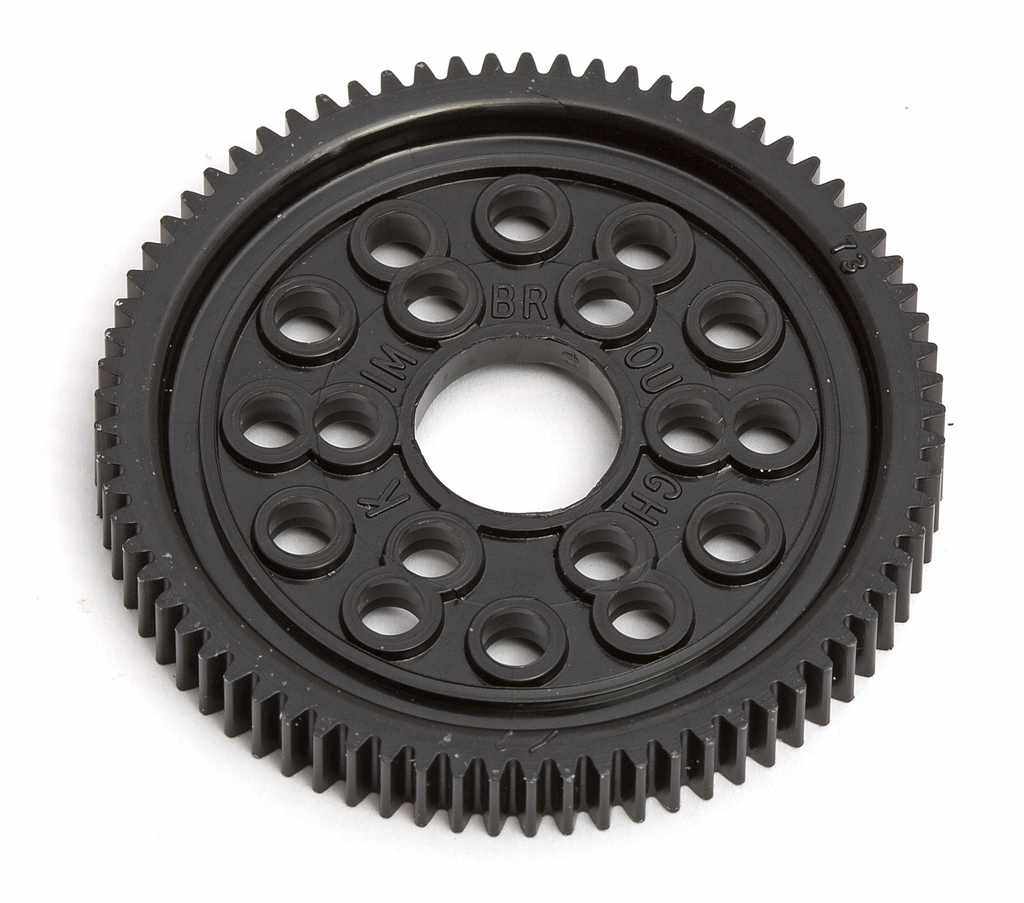 Parts Team Associated 73T Kimbrough Spur Gear suit TC4