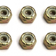 Parts Team Associated 5-40 Diff Locknut