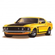 Plastic Kits Revell (j)  '69 Boss 302 Mustang - 11/25 Scale