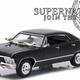 Diecast DDA Greenlight 1/43 Supernatural 1967 Impala