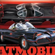 Plastic Kits Polar Lights (j) 1:25 Scale - 1966 TV Batmobile Snapkit *D