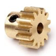 Parts Maverick 13T Pinion Gear 0.8 Module (All Strada Evo) suit XT Maverick.