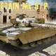 Plastic Kits TAKOM (k) 1/35 Scale -  British Main Battle Tank Chieftain MK.5/P 2in 1 Plastic Model Kit