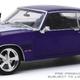Diecast DDA 1:24 Hanful 1973 Holden Monaro HQ GTS Custom Purple