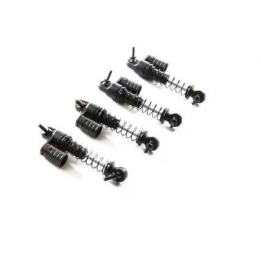 Parts AXIAL SCX24 Assembled Shock Set, 4 Pieces