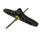 "Aircraft C/L Brodak 4"" PSP Bellcrank WITH Bearing"