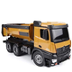 Cars Elect RTR HUINA 1:14 Scale -  2.4G 10CH RC Dump Truck W/Sound