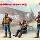 Plastic Kits ICM (k) 1:32 Scale -  British Pilots (1939-45) (3)