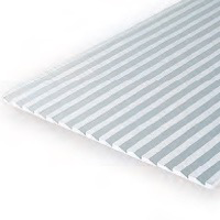Static Models EVERGREEN 4109 1mm Thick 15 X 30cm Siding Sheets Novelty .109  (Each)