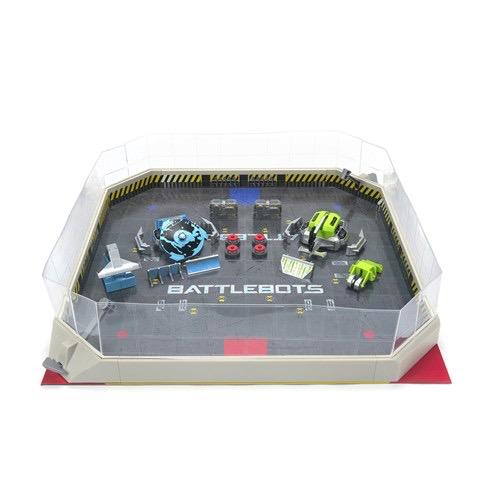Toys HEXBUG Build Your Own Battlebots Arena Pro 2pk