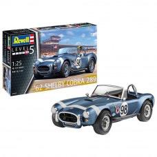 Plastic Kits REVELL (k) AC Cobra 289 - 1:25 Scale