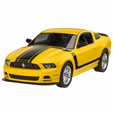 Plastic Kits REVELL (k) 2013 Ford Mustang Boss 302 - 1:25 Scale.