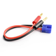 General Tornado 3.5mm male EC3 connector to 4.0mm connector charging cable 16AWG 15cm silicone wire