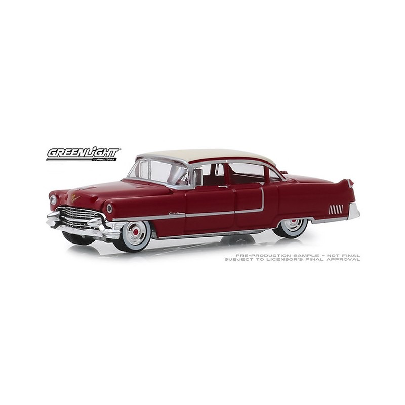 Diecast DDA 1955 Cadillac Fleetewood Series 60 Special Motor Medic Busted Knuckle Garage Series 1