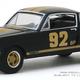 Diecast DDA  #92 BP 1966 Shelby Mustang GT350H Black & Gold