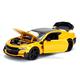Diecast DDA Bumblebee 2016 Camaro Transformers Movie Diecast Car