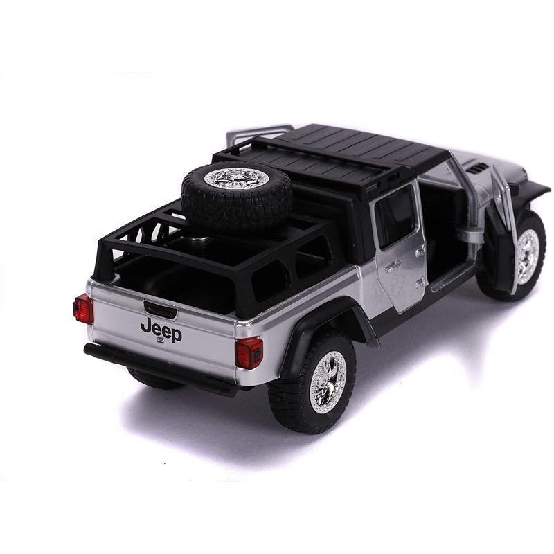 Diecast DDA 2020 Jeep Gladiator (F9) Fast n Furious Movie Diecast Car 1/32