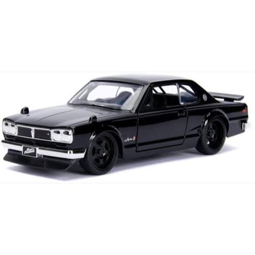 Diecast DDA 1/32 Fast & Furious Brains Nissan Skyline GT-R 2000 Movie Diecast Car