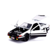 Diecast DDA 1/24 Initial D 1986 Toyota Treuno AE86 with Takumi Figure Movie Diecast Car