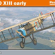 Plastic Kits Eduard 1/48 Spad XIII Early Plastic Model Kit