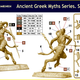 Plastic Kits MB Ancient Greek Myths Series Satyr