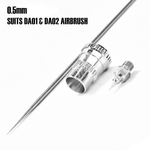 Paint SMS Dragonair Airbrush 0.5mm Nozzle Kit