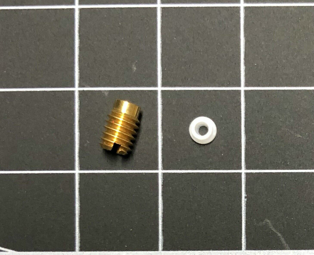 Paint SMS Dragonair Airbrush Replacement Packing screw & Seal