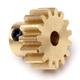 Parts Maverick 15T Pinion Gear (0.8 Module) (All Strada Evo)