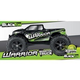 Cars Elect RTR BlackZon Warrior MT 1/12 2wd  Brushed Electric Monster Truck RTR (Battery & Charger included)