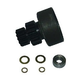 Parts GV 2 Speed Clutch Housing <12T&17T> w/Bell Bearing (Cage)