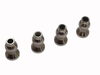 Parts GV 7mm Ball With Flange L=12.5mm suit Cage