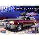 Plastic Kits REVELL (m) '78 Chevy EL Camino 3 'N 1