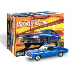 Plastic Kits REVELL  (m) '69 Chevell SS 396 - 1:25 Scale