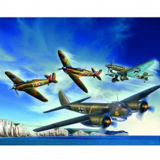 Plastic Kits Revell Model Set (m) 80Tth Anniversary Battle Of Britain - 1:72 Scale