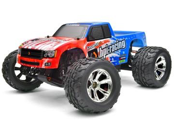Cars Elect RTR HPI Jumpshot MT V2.0 1/10 2WD Electric Monster Truck