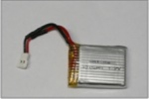 Heli Elect Parts E-GO Firefox Heli Battery 3.7V 420Mah Lipo