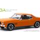 Diecast DDA 1:24 1973 Orange Holden HQ Monaro