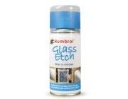 Paint Humbrol Glass Etch Blue150ml