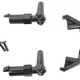Parts Revell Front Suspension Support for Turbo Flame. 1/14 Buggy