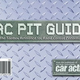 Books BOOK, RC Car Action Pit Guide