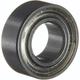 Parts 10x15x4 Ball Bearing ID10 OD15 W4