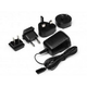 Charger HPI AC Multi-Regional Charger With Receiver Plug (Black Plug)